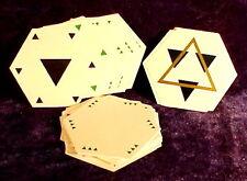 Original Series Battlestar Galactica Pyramid Card Deck w Instructions to Play