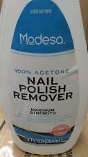 Nail Polish Remover Maximum 100% Acetone, 12 Fl Oz