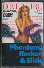 Phantom Rocker & Slick Cover Girl RARE Out of Print Cassette '86 (SEALED)
