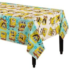 Spongebob Squarepants Plastic Table Cover
