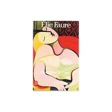 HISTOIRE de L'ART par Élie FAURE l'Art Moderne Nombreuses Illustrations 1982 T2