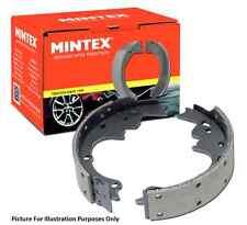 Fiat Panda 1.1 1.2 1.3D 1.4 (169) 03> Rear Brake Shoes Non ABS MINTEX Quality