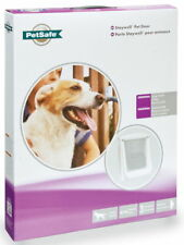 Staywell Original 2 Way Pet Door White Large