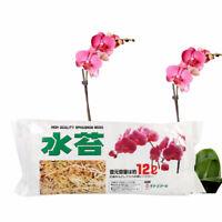 12L Garden Supply Sphagnum Moos Bryophyte Phalaenopsis A9U5 Orchideen Boden P1S3