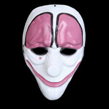 Game Payday 2 The Heist Hoxton Mask Cosplay Props Halloween Mask Collection US