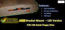 #NEW# Amiga 500 Floppy Disk Drive Emulator BRACKET MOUNT Holder Halter Gotek USB