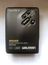 Sony WM-DD33 DD QUARTZ WALKMAN