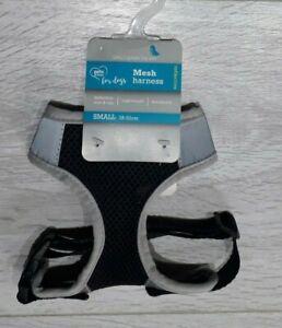 PETS AT HOME MESH HARNESS (SMALL) BLACK