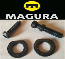 Magura HS33 Evo Mount Bolts plus Spacers kit. For one brake. Hard to source. NEW