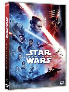 Star Wars El Ascenso de Skywalker castellano DVD