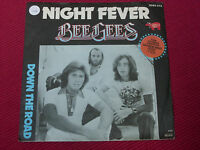 "Bee Gees ‎– Night Fever  7""   Belgium pressing"