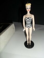 Barbie Hallmark Ornament Debut Barbie (1959) First in Series Collectable 1994