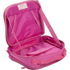 Gadget Bag with Strap for DVD Players Up to 7inches Pink.