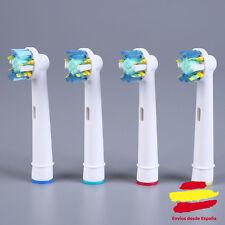 8 Recambios Compatibles para Cepillo de Dientes Oral B Floss Action Clean EB-25A