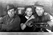 They Drive by Night 11x17 Mini Poster Humphrey Bogart George Raft Ann Sheridan