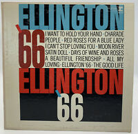 Duke Ellington '66 Record LP Reprise Jazz 6154 66 Mono R-6154 Vintage 21-20