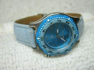 Women's FREESTYLE Water Resistant Diver's Watch w/ New Battery