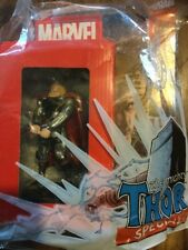 Eaglemoss Marvel Fact Files THE MIGHTY THOR SPECIAL EDITION + Magazine
