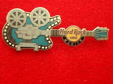 HRC hard rock cafe munich munich película Cinema Camera Guitar 2009 le250 OVP NWT