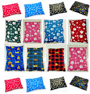 Dog Pet Bed Removable Zipped Cover Large/ Extra Large Washable Cushion or Cover