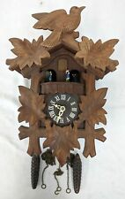 Vintage Traditional Musical Movement Cuckoo Clock