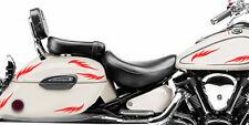 14 X Flame Tanque De Combustible Vinilo Motocicleta Motor calcomanía de pegatinas Racing Moto Bicicleta