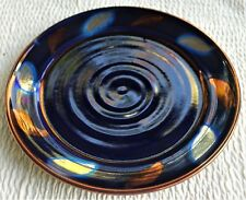 ROD DILKES POTTERY CHEESE PLATTER MARGARET RIVER W.A.