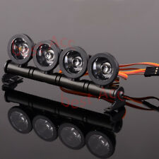 AX-520 Multi Function Ultra White LED Light(4) Bar 5 Modes FOR RC CAR 1/10 1/8