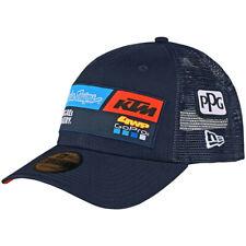 TLD KTM Team Navy Curve Snapback Hat