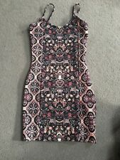 LADIES TOP SHOP PATTERN DRESS SIZE 6
