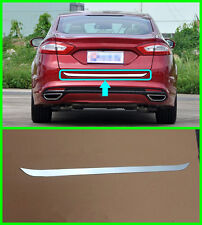 New Rear Door Gate Lid Streamer Cover Trim for Ford Fusion Mondeo  2013-2016