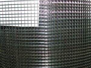 Edelstahldrahtgitter (V2A) Mäuse- E Protezione Ratto Maglie Color 5,08 x 5,08mm
