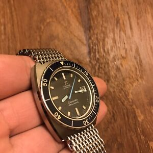 Omega Seamaster 120 166.088 Just Serviced