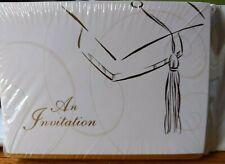 Graduation Invitations With Envelopes set of 15