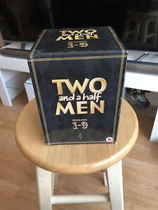 Two and a Half Men Seasons 1-9 Box DVD Set