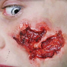 Tinsley Transfers Small Gouge Prosthetic Special Effects Makeup Horror 3D FX