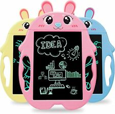 LCD Writing Tablet Doodle Scribble Board Erasable drawing pad with 2 stylus