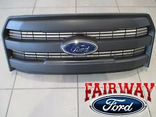 15 thru 17 F-150 OEM Ford Molded Magnetic Grille Grill w/o Camera  WITH Emblem