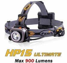 Fenix LED Camping & Hiking Head Torches