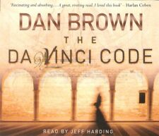 Dan Brown - The Da Vinci Code (5xCD A/Book 2004)