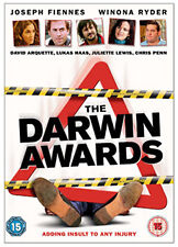 THE DARWIN AWARDS - DVD - REGION 2 UK