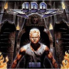 U.D.O. - Solid (remastered) CD NEU OVP