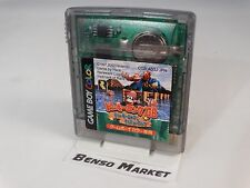 DONKEY KONG GB DINKY & DIXIE COUNTRY LAND 3 NINTENDO GAME BOY COLOR GBC JPN JAP