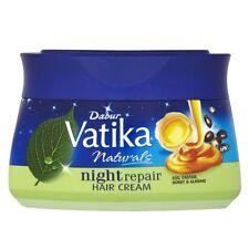 Dabur Vatika Naturals Night Repair Hair Cream 140ml