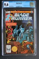 BLADE RUNNER #1 Harrison Ford 1st Movie 1982 Marvel AL WILLIAMSON CGC NM+ 9.6