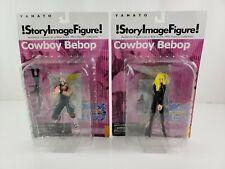 Jet Black and Julia Cowboy Beboy Anime/Manga - Yamato Story Image Figures new