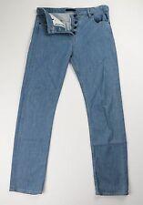 The Row Light Wash Denim Boyfriend Jeans Size 2