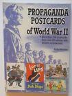 2 World War II Propaganda Postcard Books  & German postcards book;100s color ils