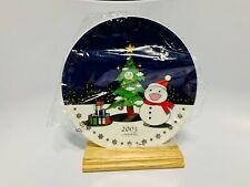 KAIKAI KIKI Takashi Murakami Art of Christmas Namiki 2003 Plate Japan Flower