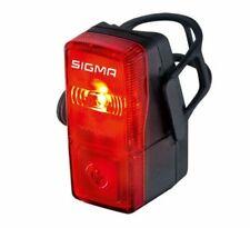 Sigma Cubic LED Fahrrad Lampe Rückleuchte Rücklicht Rück Licht Rad Rot StVZO